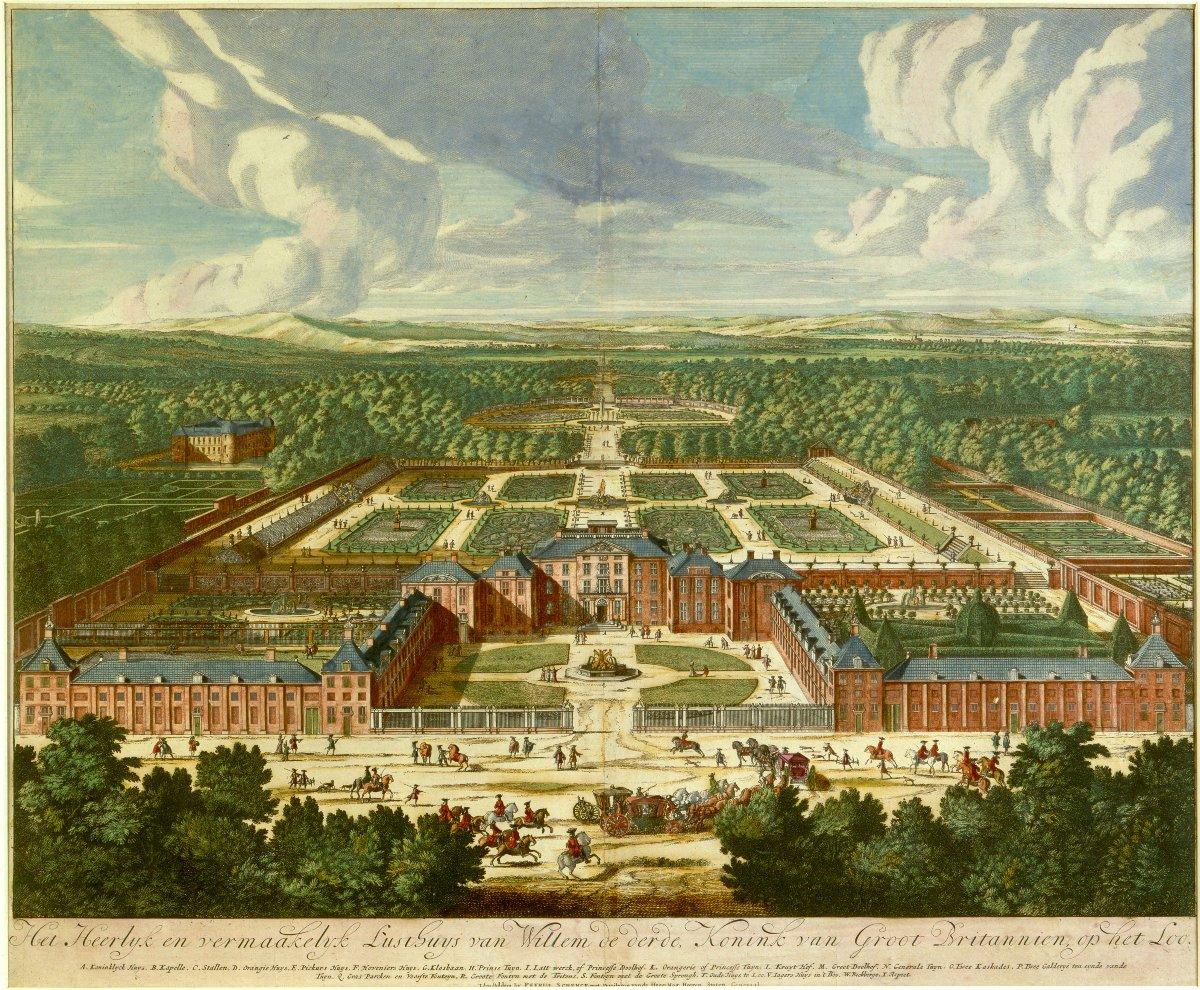 Paleis Van Versailles Tuin.Paleistuinen Mijn Gelderland