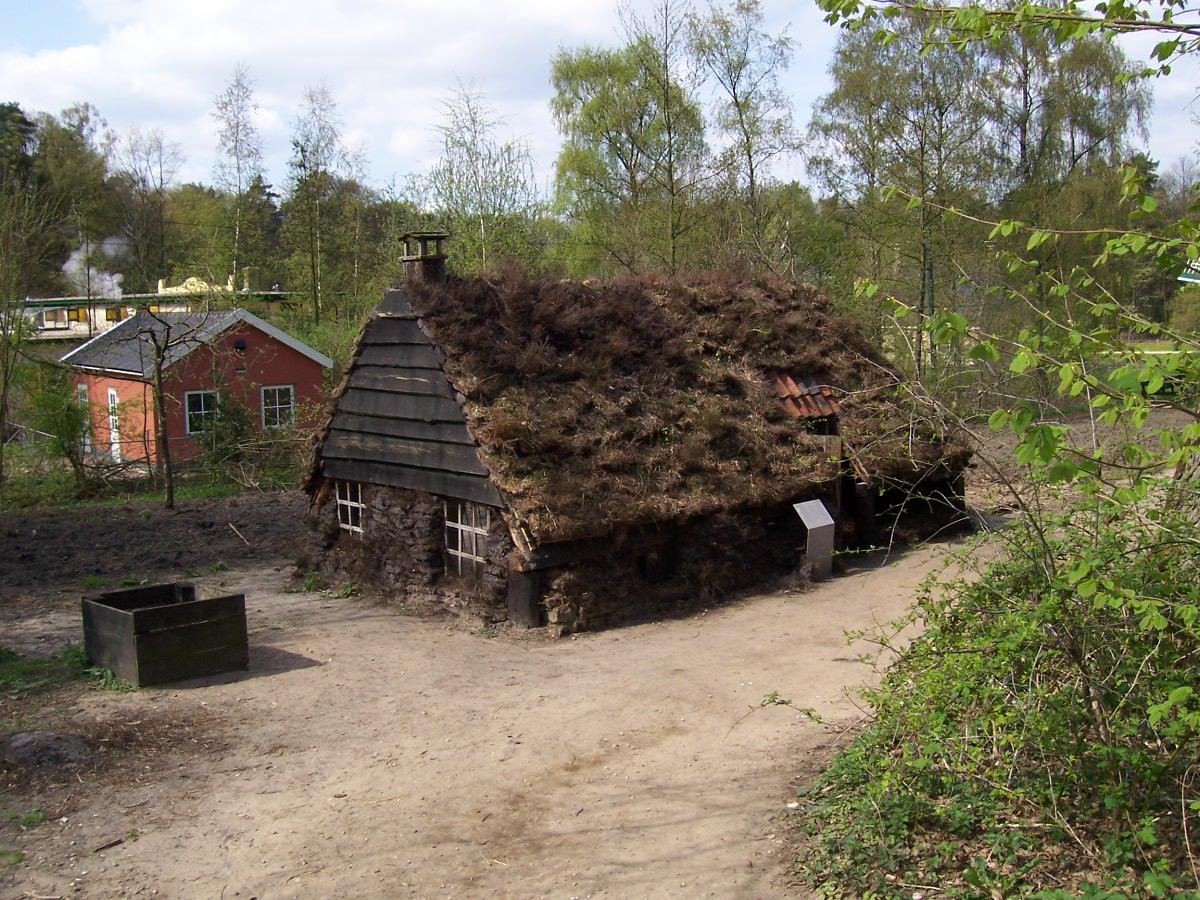 Goedkoop Alternatief Wonen : Wonen in een plaggenhut mijn gelderland