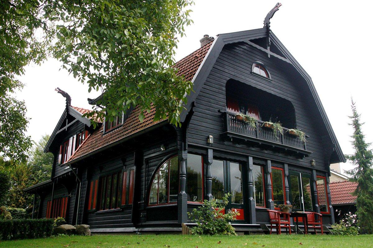 Huis Als Bouwpakket : Het noorsche huis in gorssel mijn gelderland